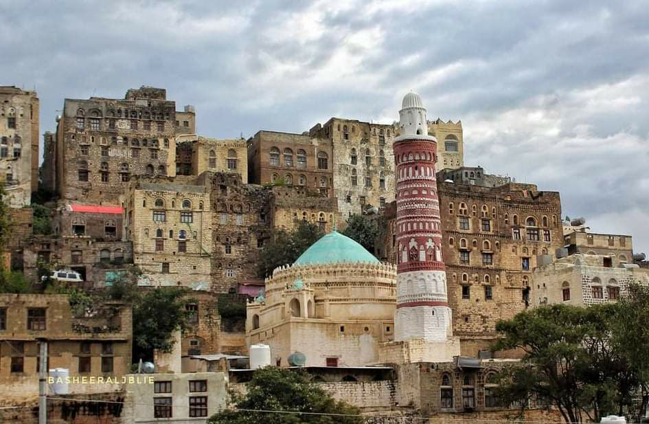 صور من اليمن: مسجد قبة يعقوب