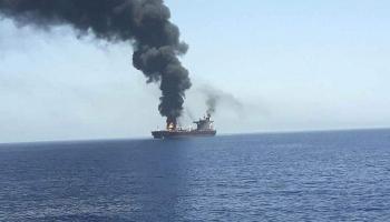 اسوشيتد برس: سفينتان تجاريتان تفقدان السيطرة اثر حادث غامض قبالة الامارات