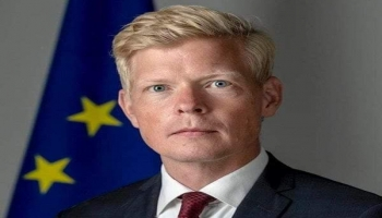 رويترز: الصين تعطي الضوء الاخضر لتعيين السويدي جروندبرج مبعوثا امميا لليمن