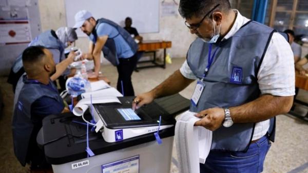 بغداد: التيار الصدري يتصدر الانتخابات العراقية
