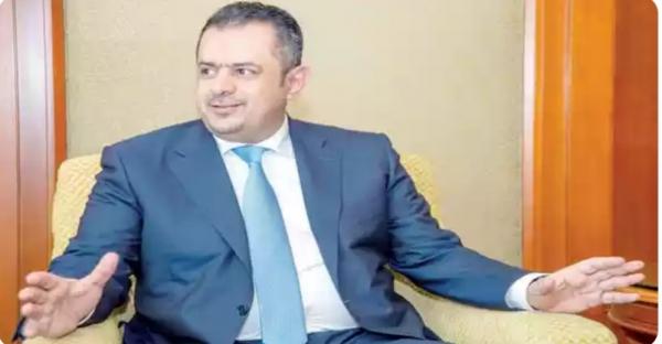 رئيس الوزراء اليمنى معين عبدالملك فى حوار مع صحيفة «الأهـرام» المصرية: