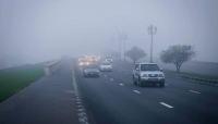 طقس: إرشادات قيادة السيارات في الضباب وفق مركز الارصاد اليمني