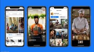 فيسبوك يعلن إطلاق خاصية الفيديوهات الترفيهية