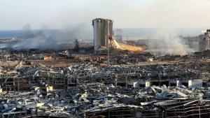لبنان: تعليق التحقيق بانفجار مرفأ بيروت مرة جديدة