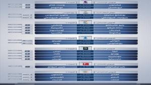 رياضة: مباريات اليوم الأحد 17 اكتوبر 2021