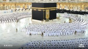 الرياض: عودة الصلاة في المسجد الحرام بمكة دون تباعد اجتماعي
