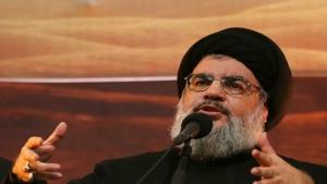 لبنان: نصر الله يقول ان حزبه يمتلك  100 الف مقاتل ويتهم جعجع بمحاولة جر البلاد الى حرب اهلية